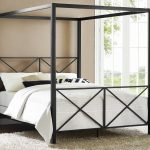 Canopy Bed Frame King