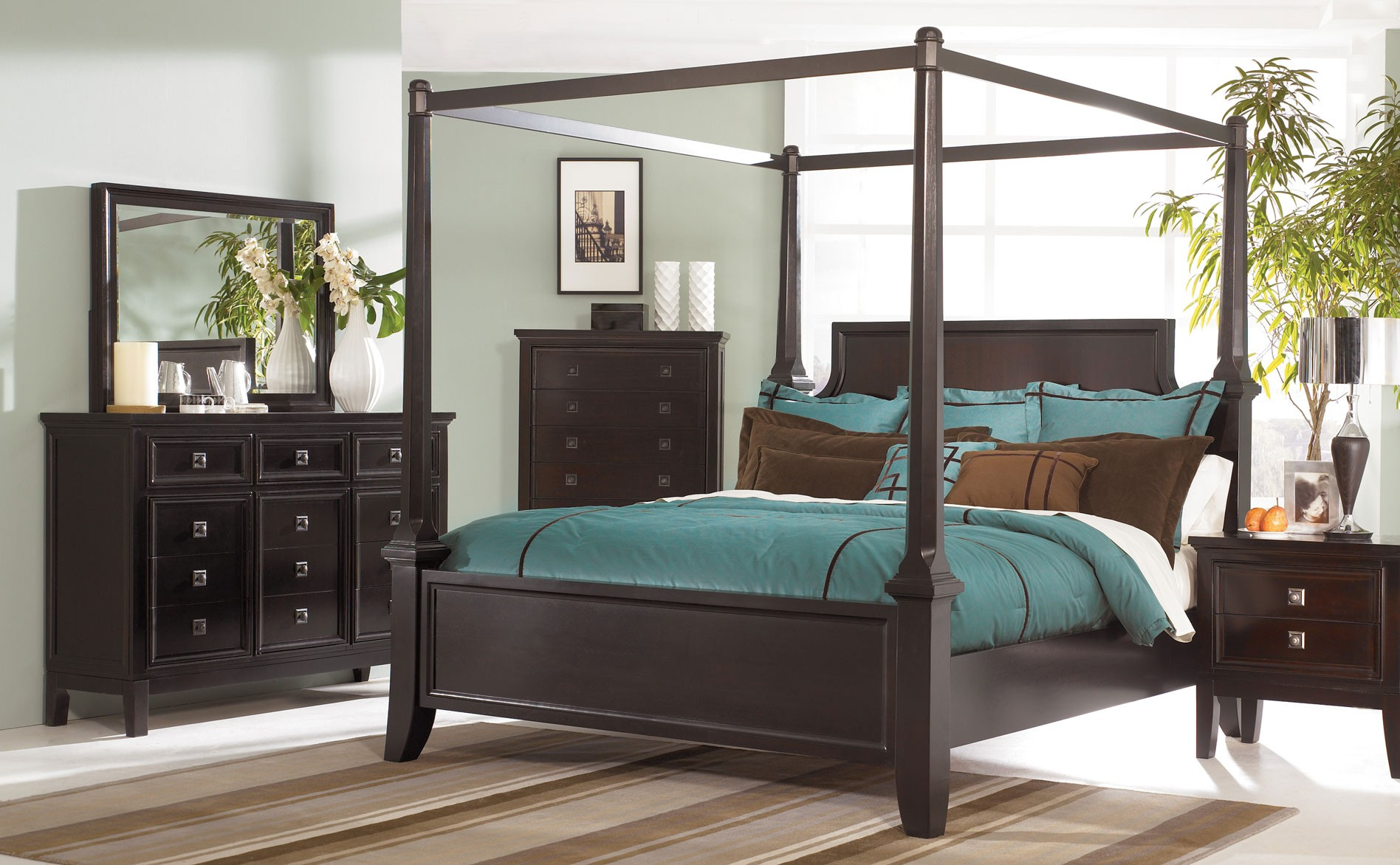 Canopy Bed Frame Parts