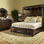 Canopy Bed Frame Wood