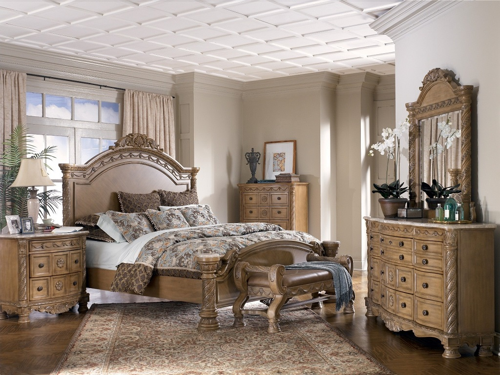 Image of: Catalina Bedroom Set Furniture Row