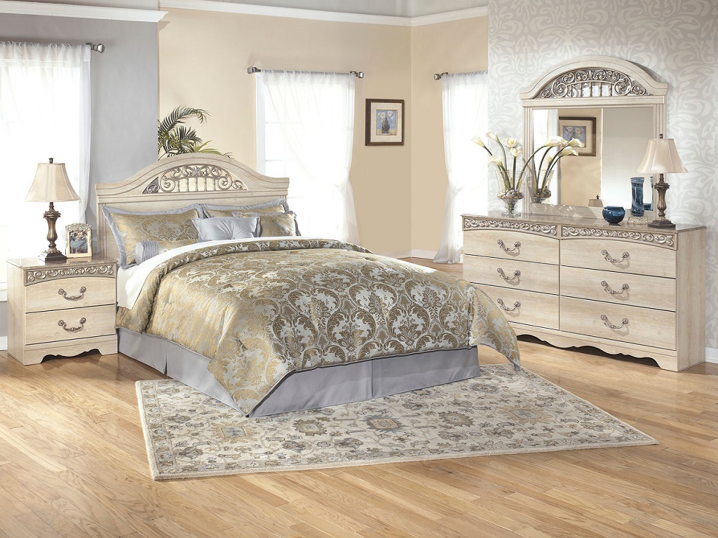 Image of: Catalina Bedroom Set Pottery Barn