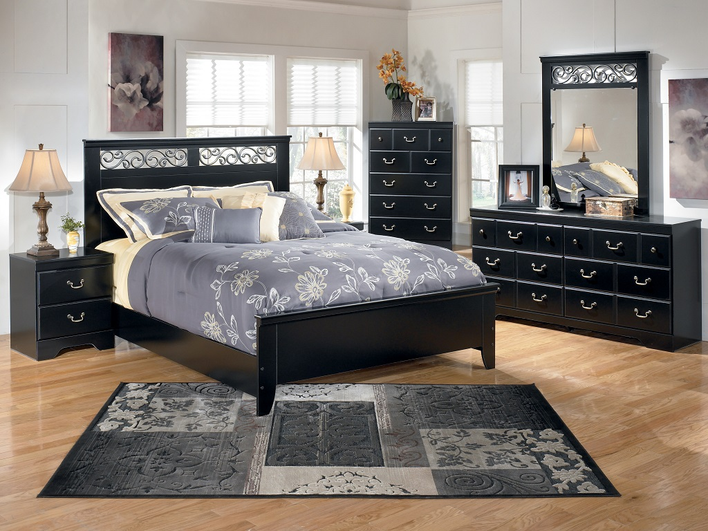 Image of: Catalina Bedroom Set