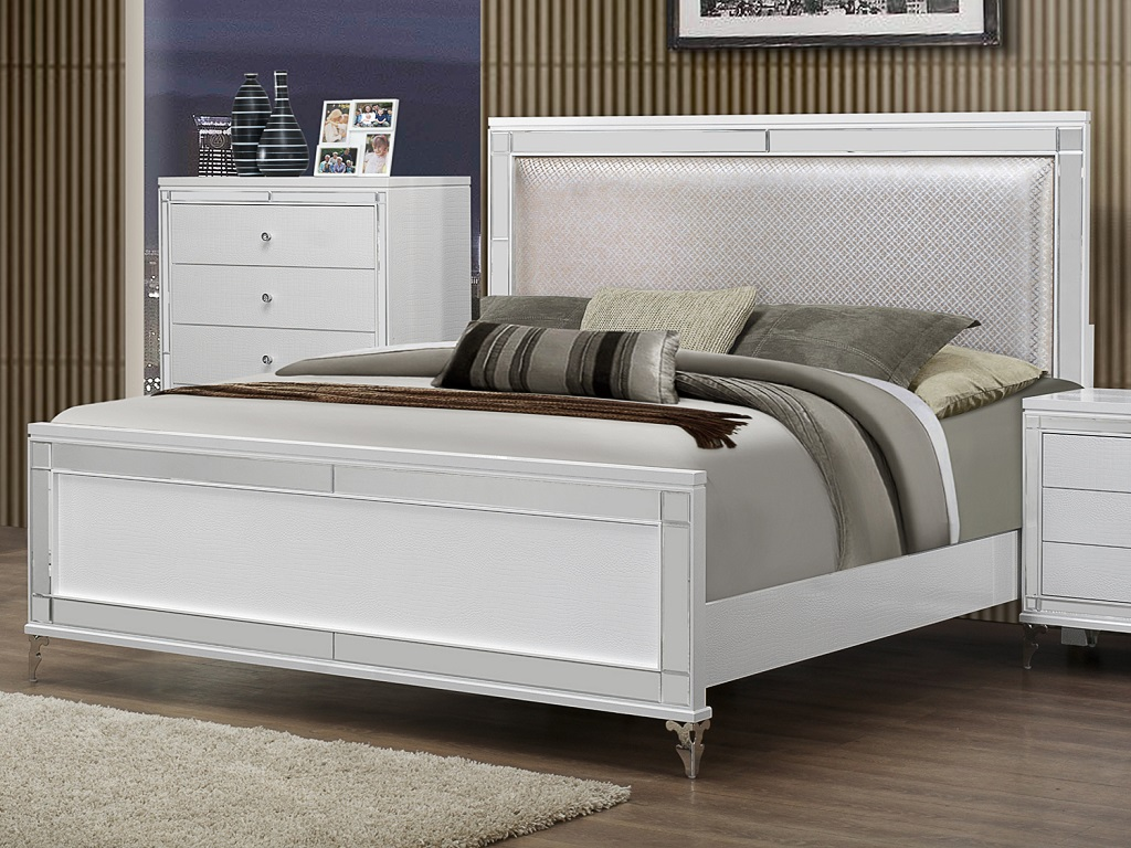Image of: Catalina Panel Bedroom Set