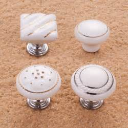 Image of: Ceramic Knobs Addition