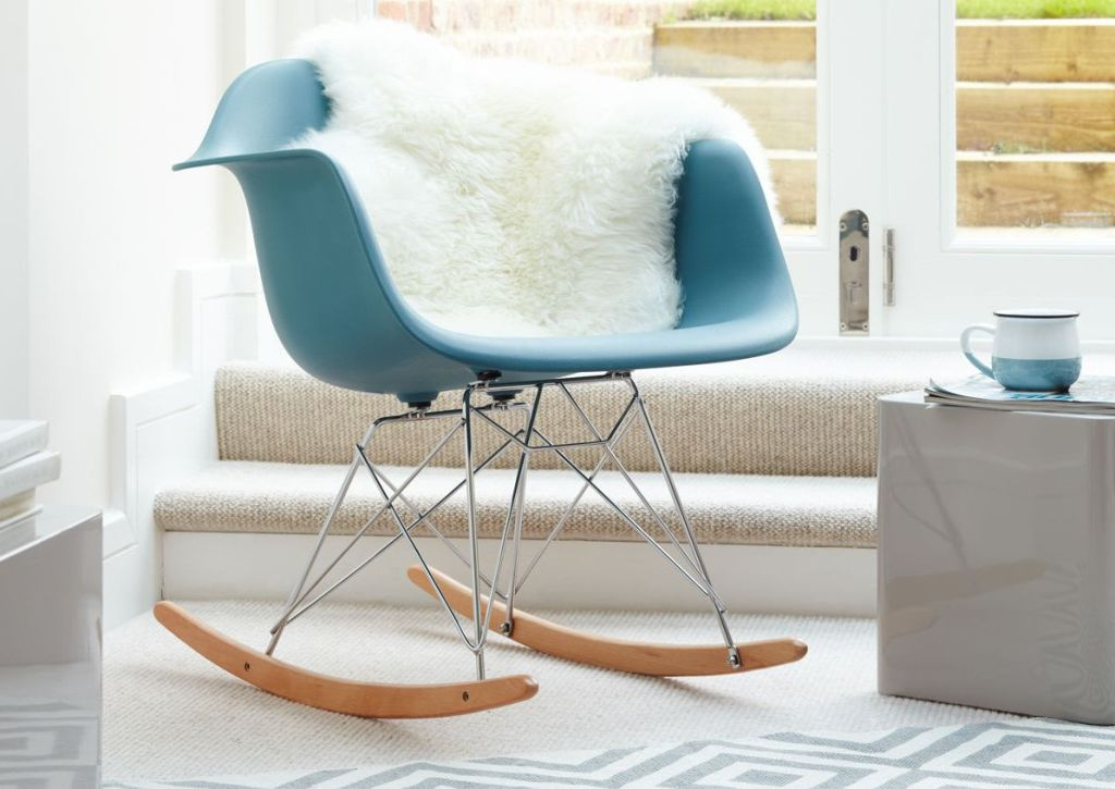 charm eames rocking chair