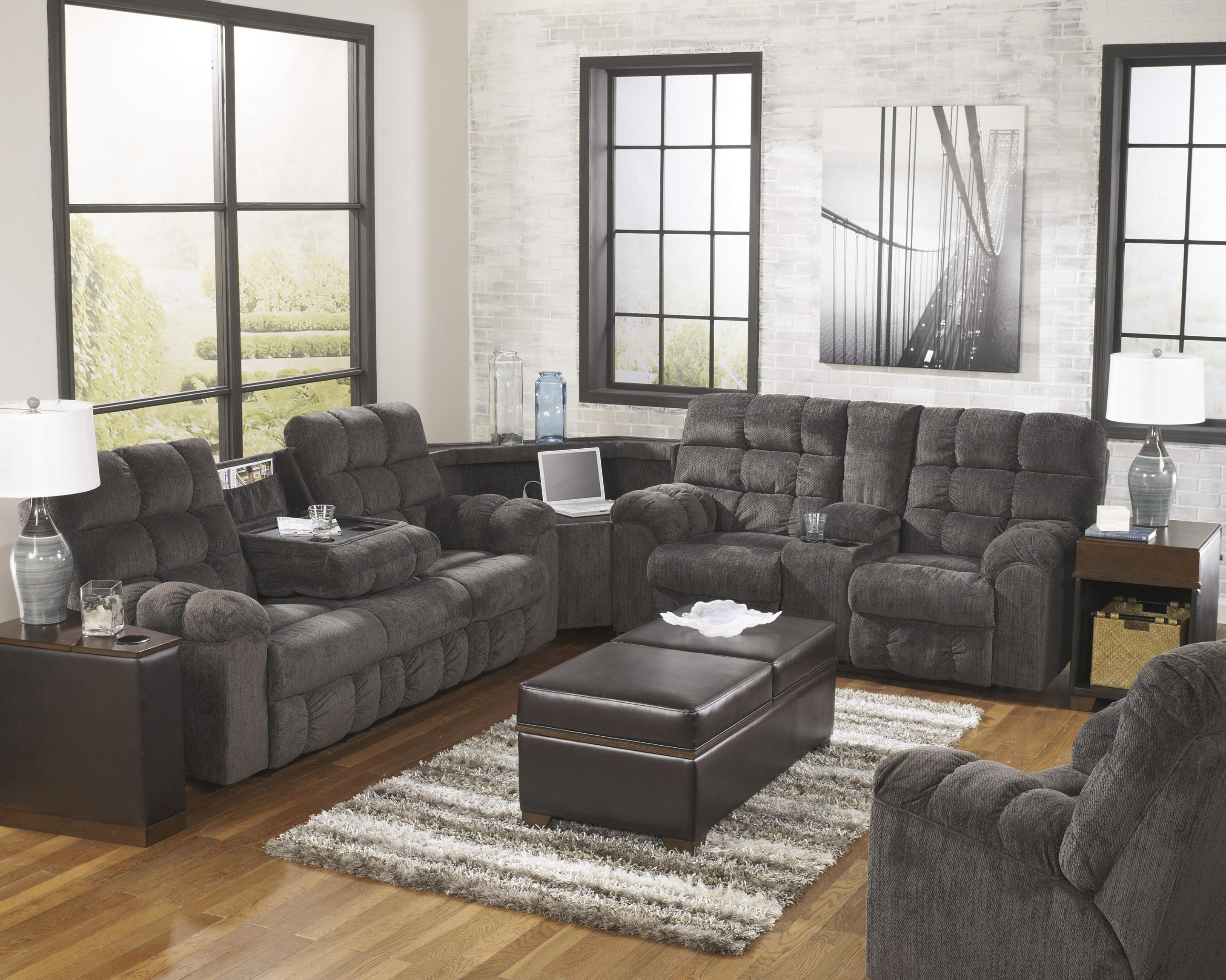 Image of: Cheap Sectional Sofas With Recliners