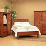 Cherry Bedroom Furniture Contemporary