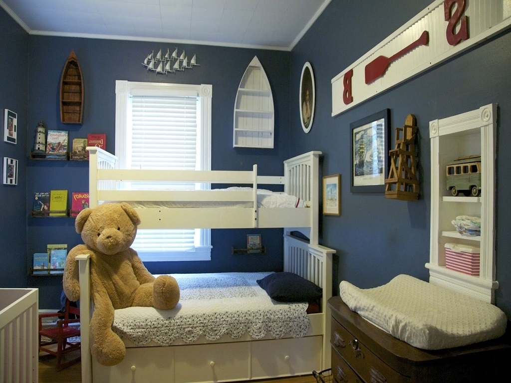 Image of: Child Bedroom Paint Ideas