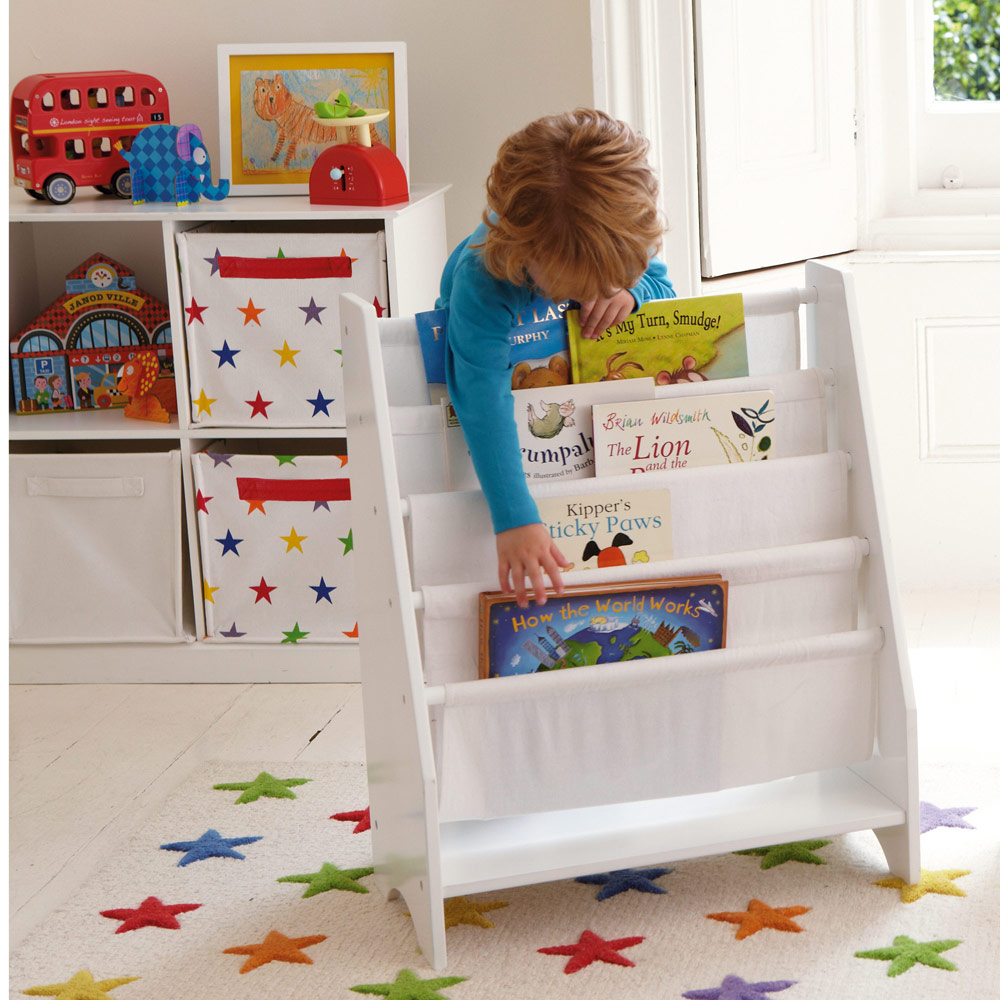 Image of: Childrens Bookcase Style