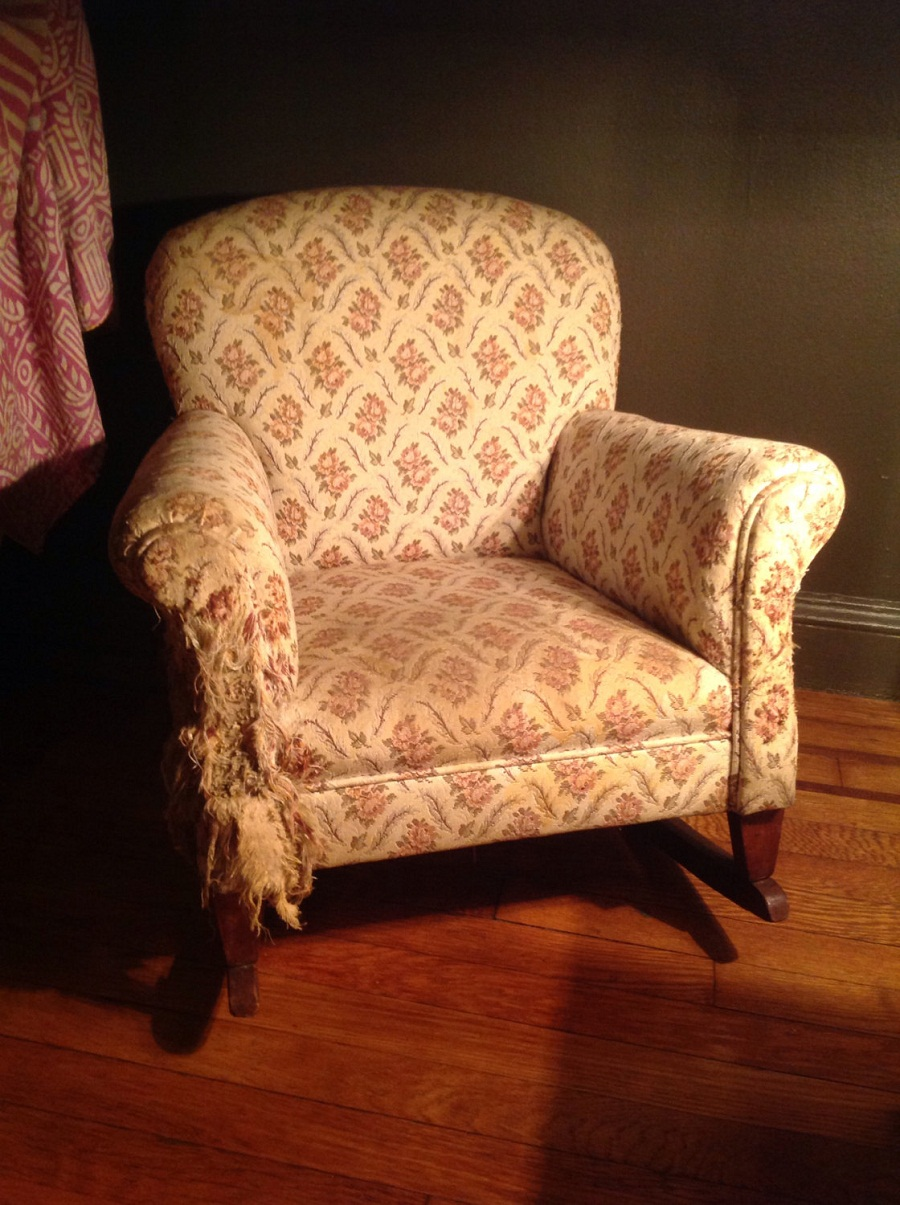 Image of: Childs Rocking Chair Image