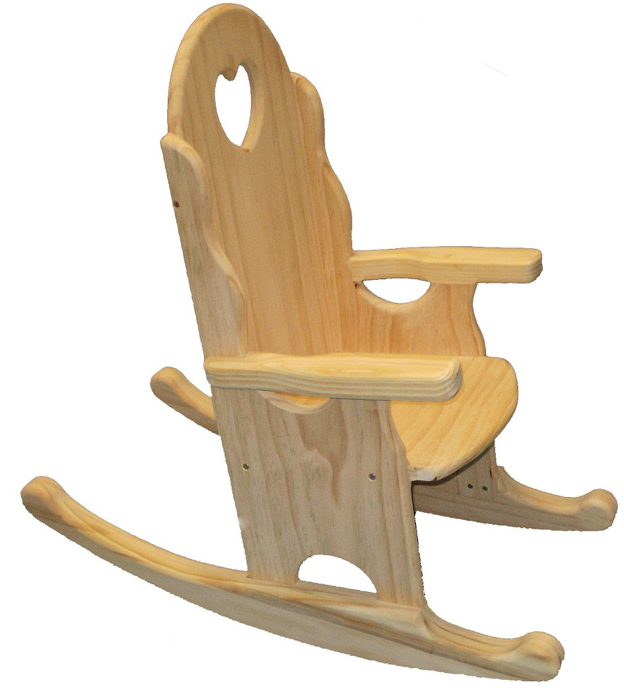 Image of: Childs Rocking Chair for Reading