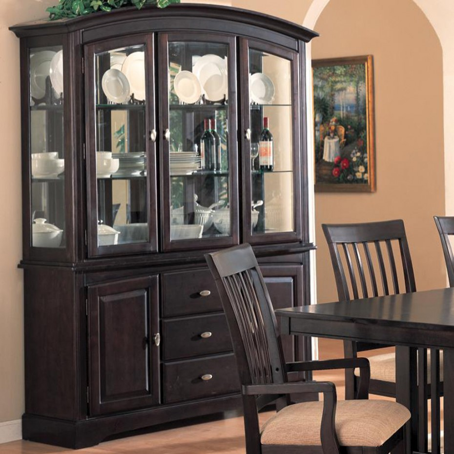 Image of: china cabinets and hutches design ideas