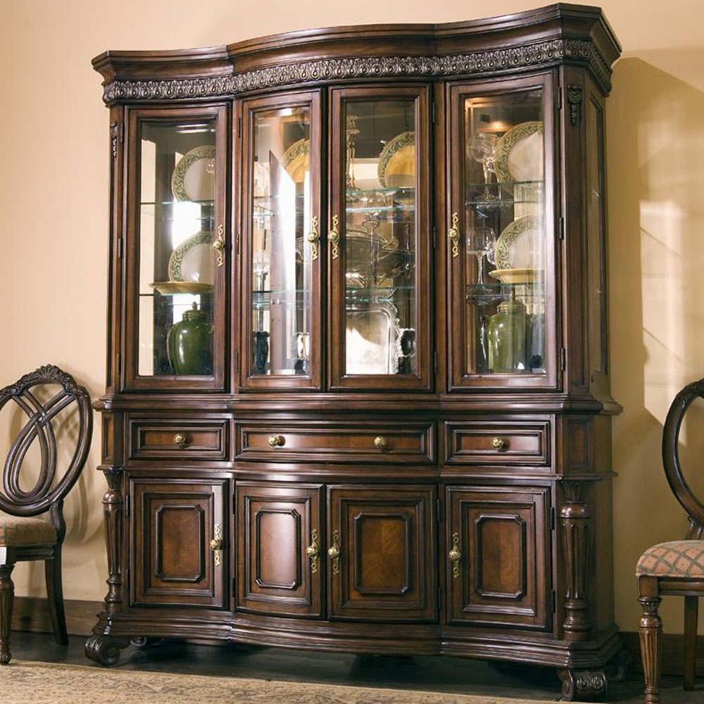 Image of: china cabinets and hutches design