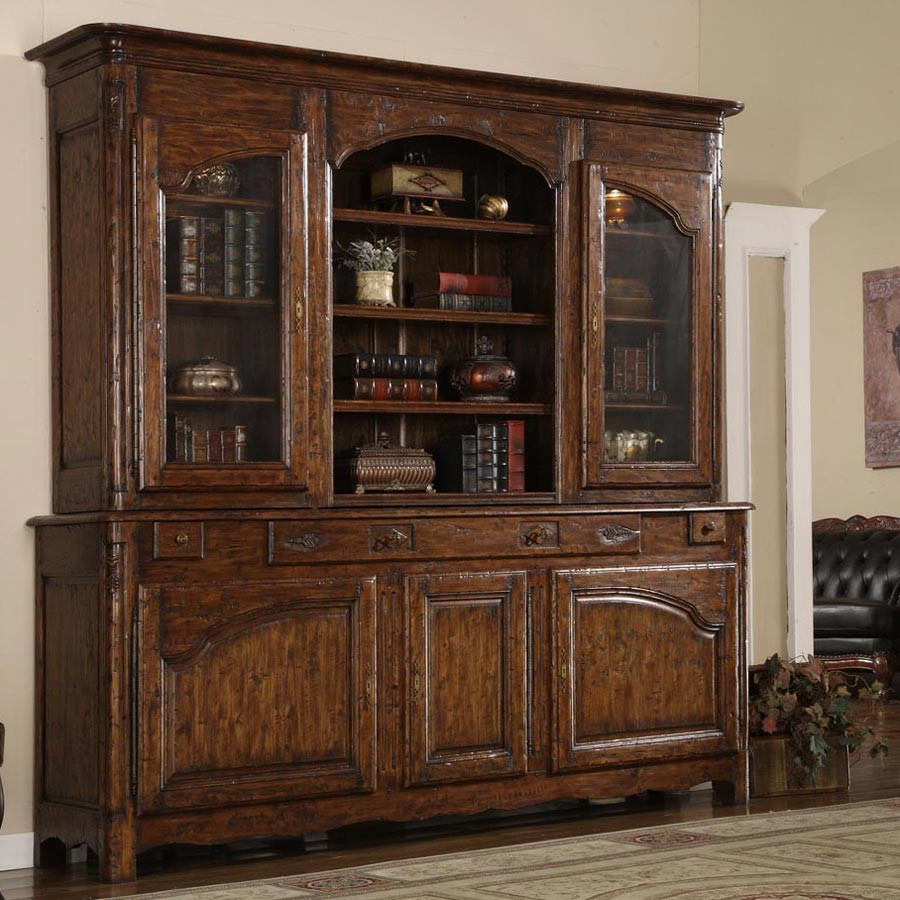 Image of: classic china cabinets and hutches
