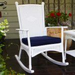 Classic Outdoor Rocking Chair Cushions