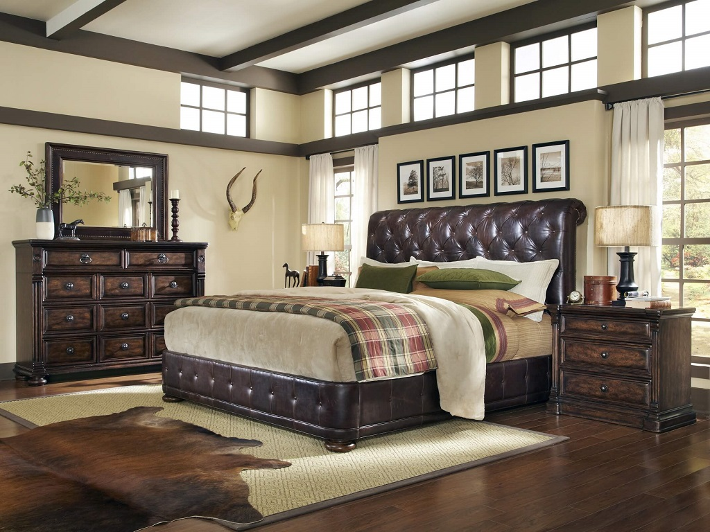 Image of: Coal Creek Bedroom Set Ashley