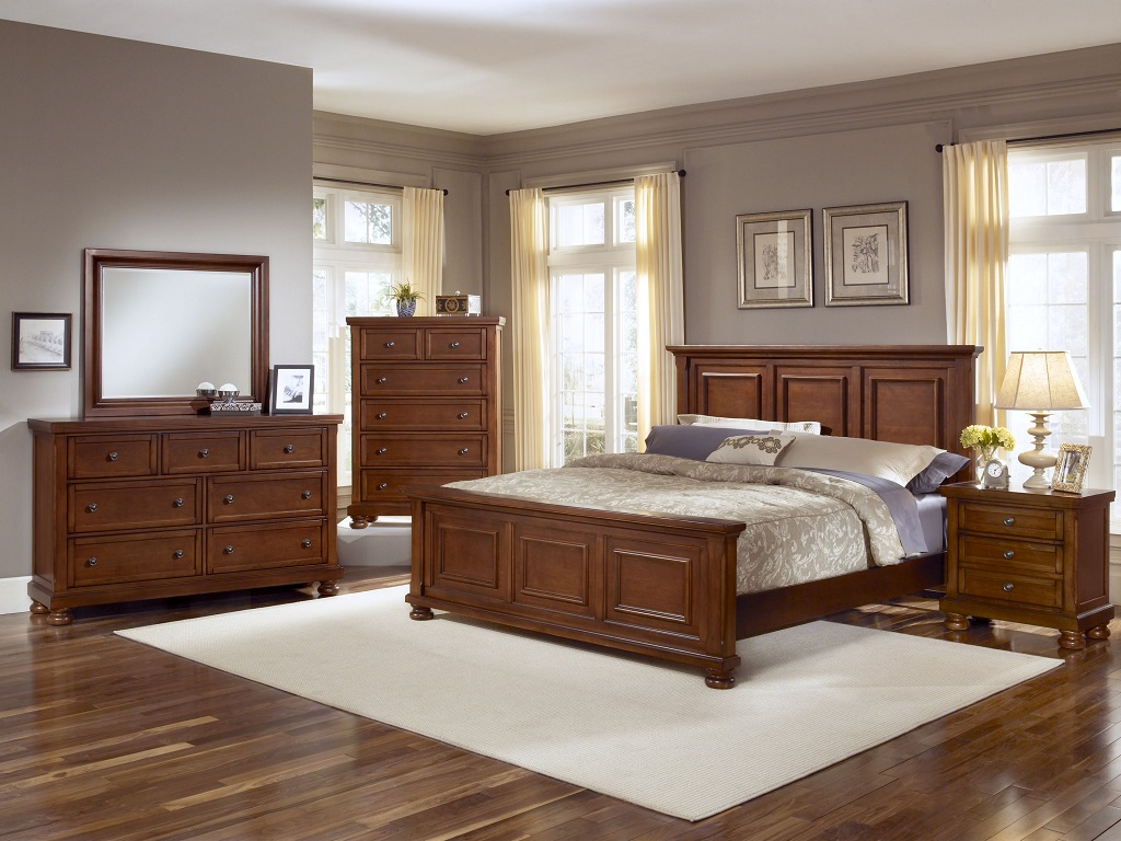 Image of: Coal Creek Bedroom Set Price