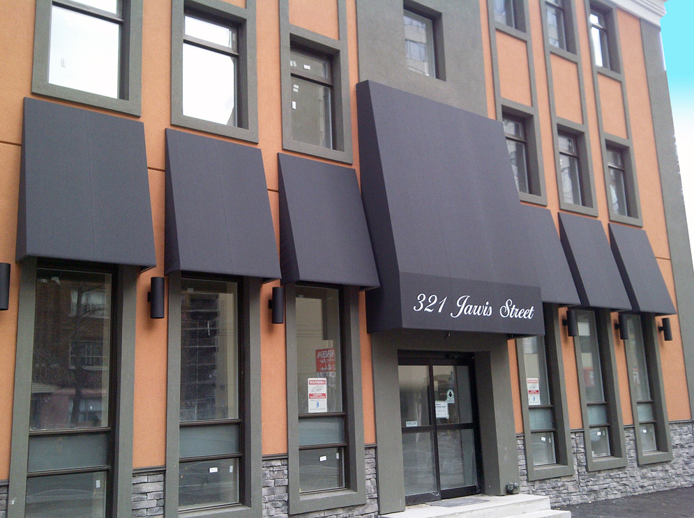Image of: Commercial Awnings Gallery