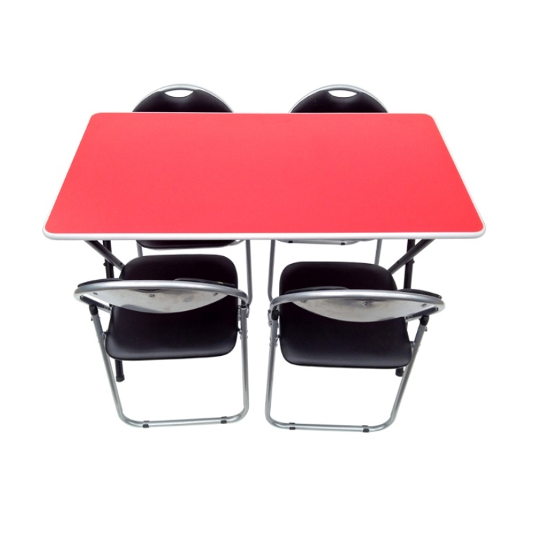 Image of: Compact Folding Dining Chairs