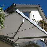 Contemporary Awnings for Decks
