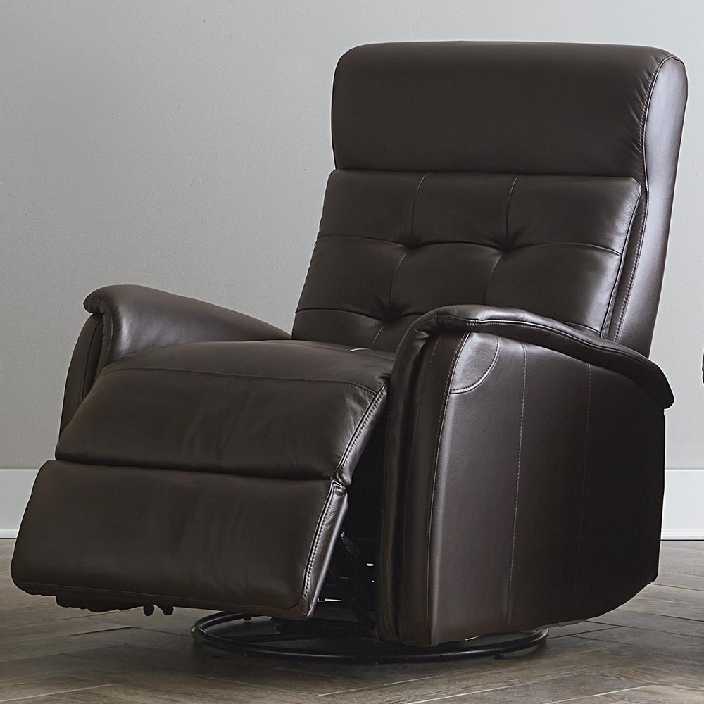 Image of: contemporary glider recliner chair