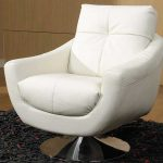 contemporary swivel rocking chair