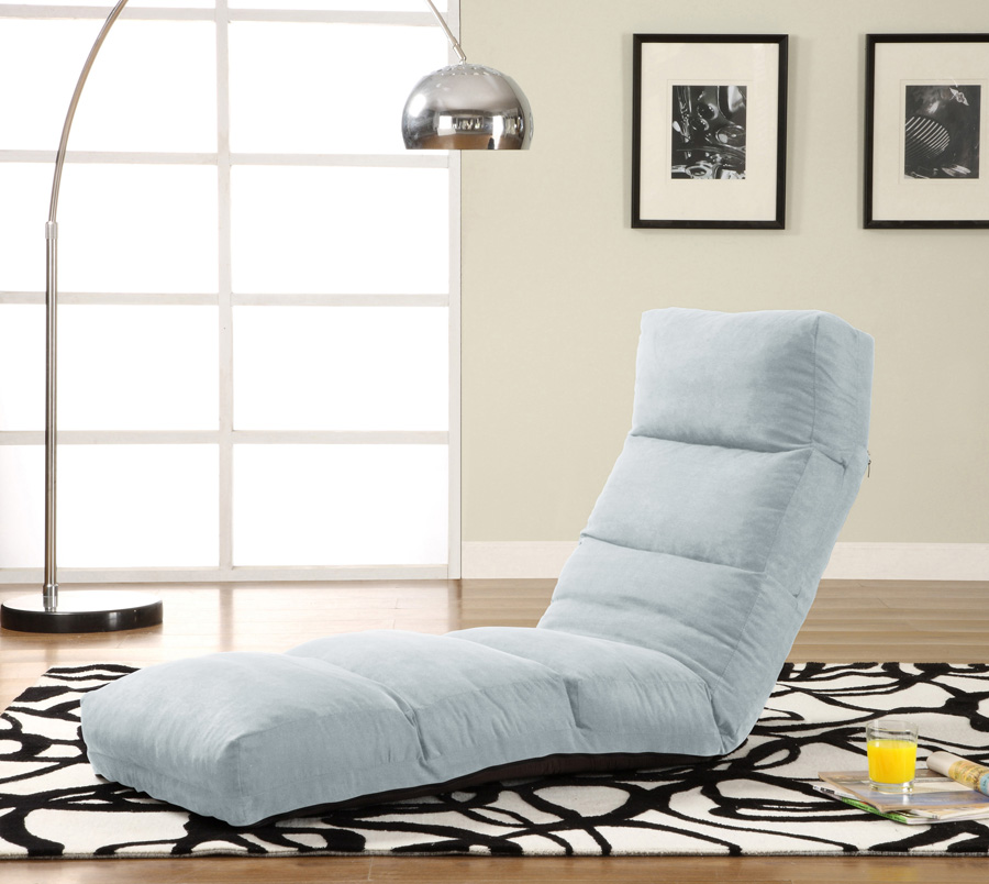 Image of: Convertible Chair Bed Lounger