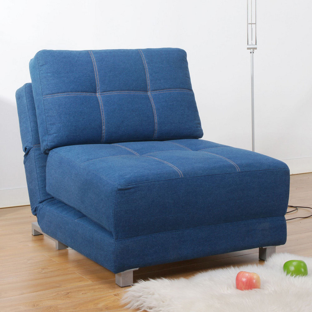 Image of: Convertible Chair Bed Sleeper