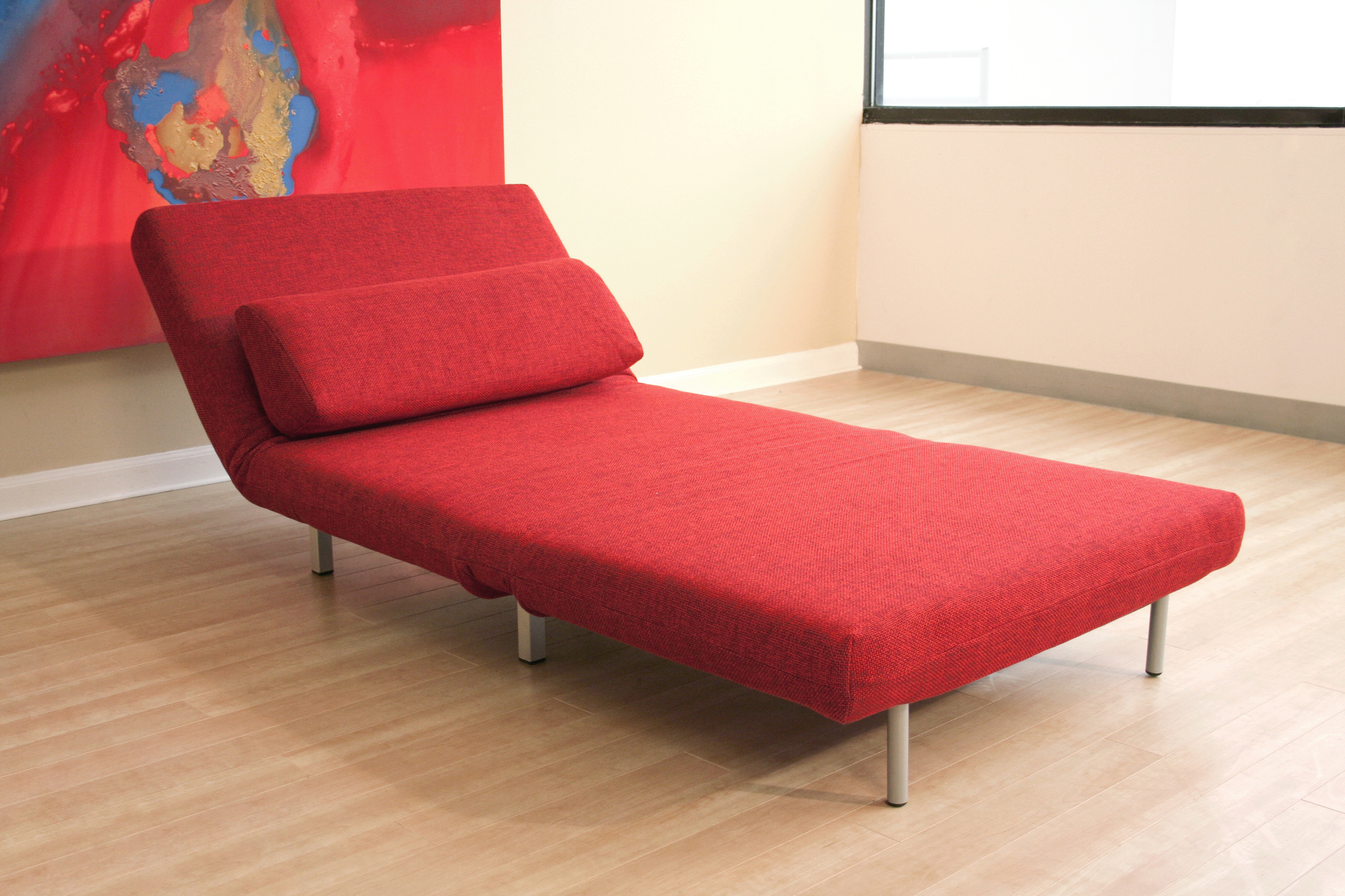 Image of: Convertible Chair Bed Twin