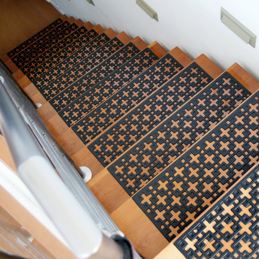 Image of: cool carpet stair treads