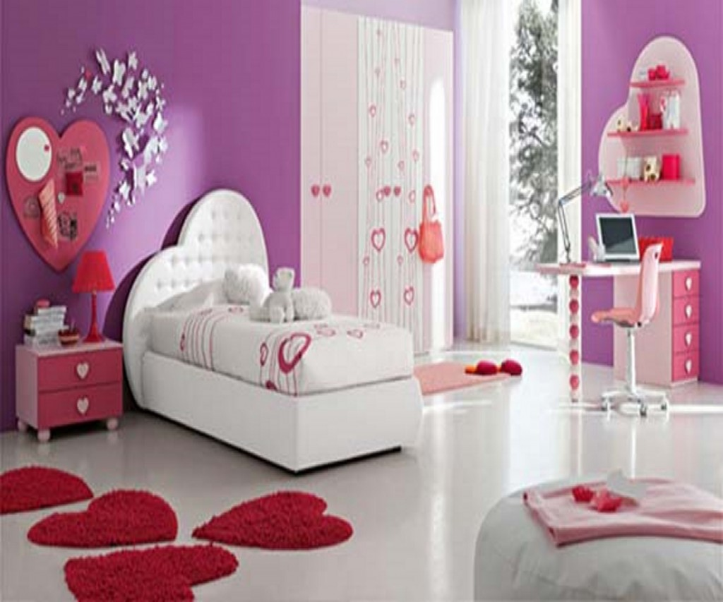 Cool Girl Bedroom Colors