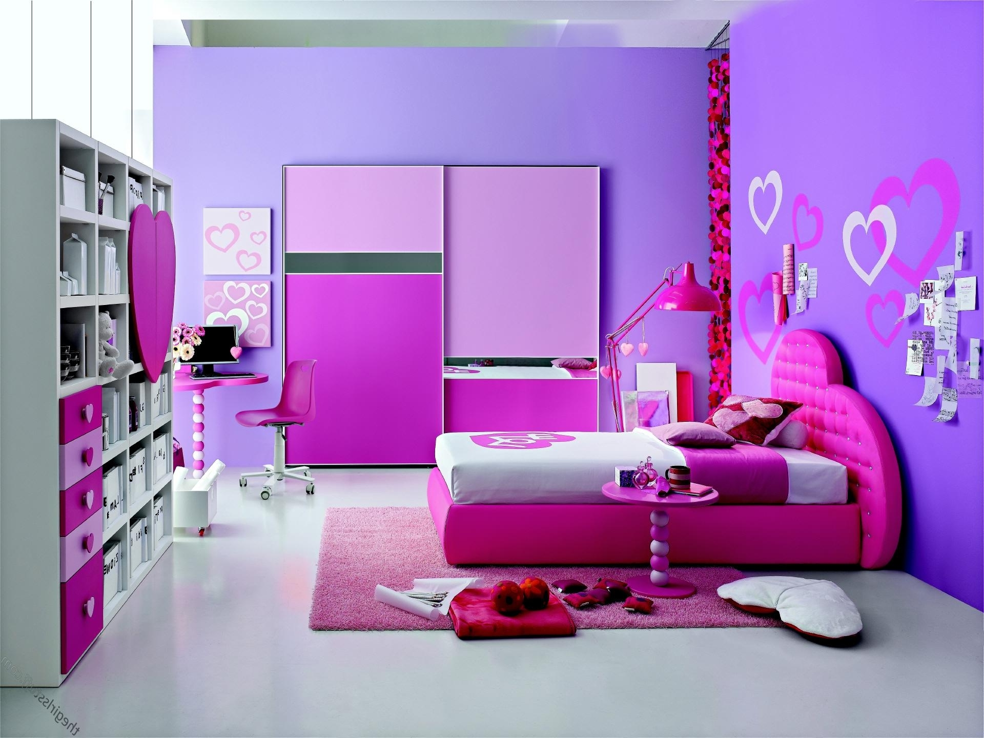 Image of: Cool Girl Bedroom Decor