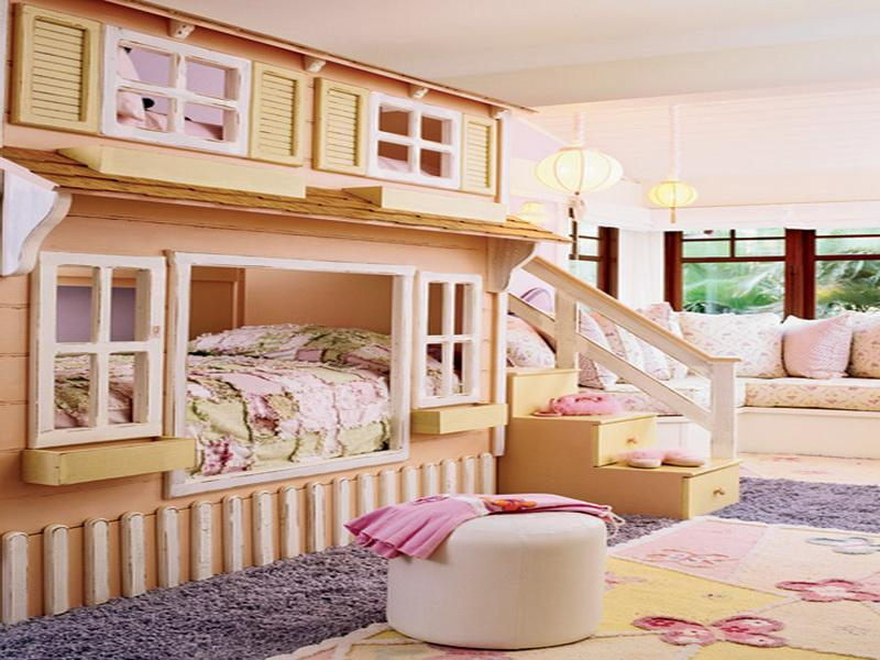 Image of: Cool Girl Bedroom Designs