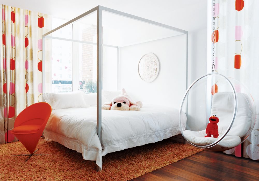Image of: Cool Girl Bedrooms With Lofts