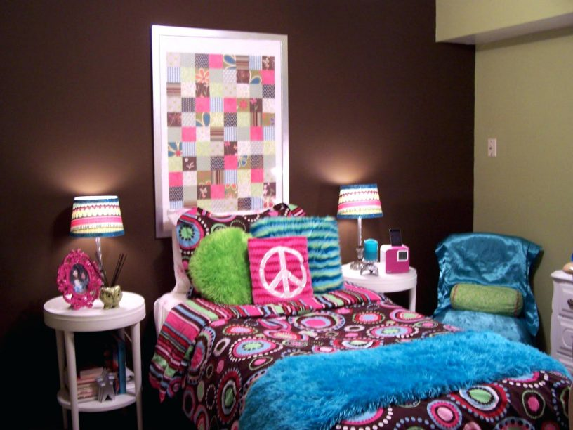 Image of: Cool Teenage Girl Bedroom Images