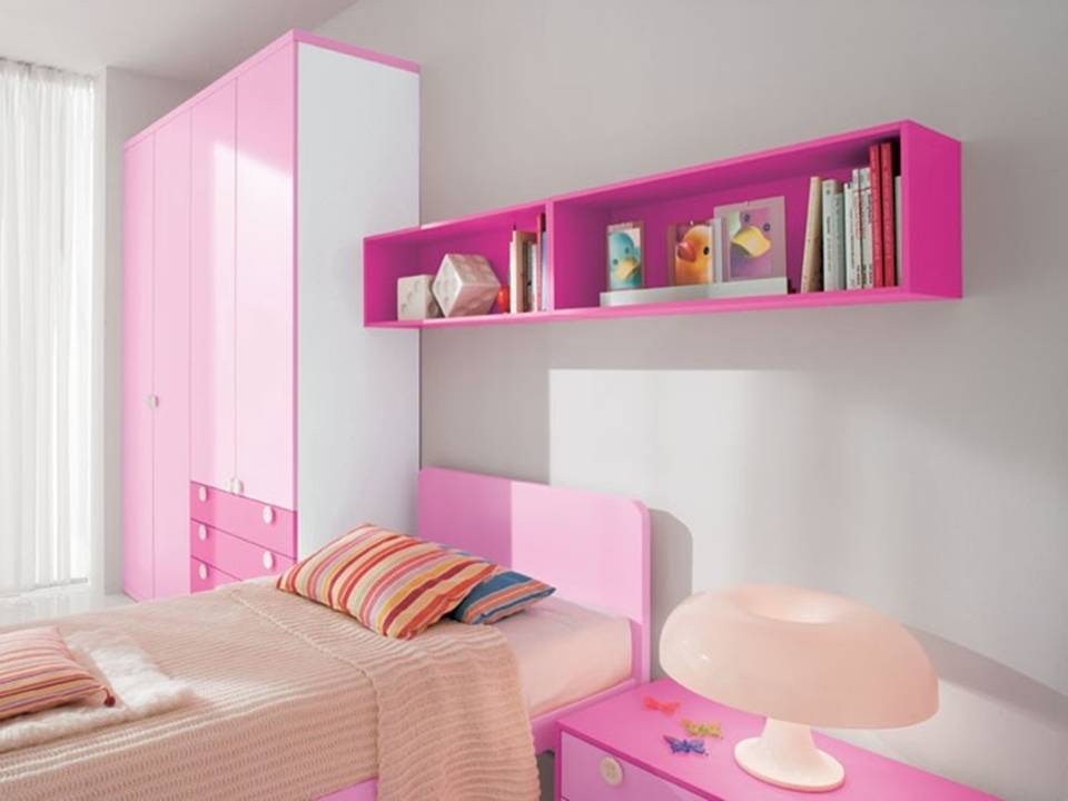 Image of: Cool Tween Girl Bedroom
