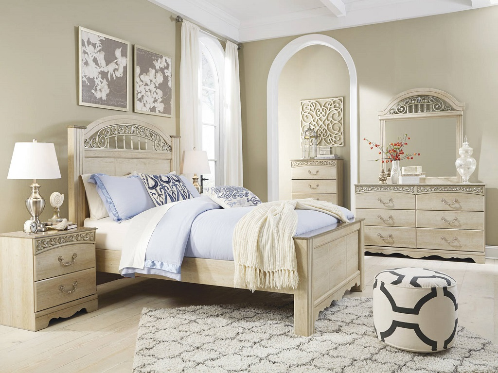 Image of: Copeland Catalina Bedroom Set