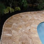 Cost of Travertine Pool Deck