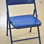 costco folding chairs blue color