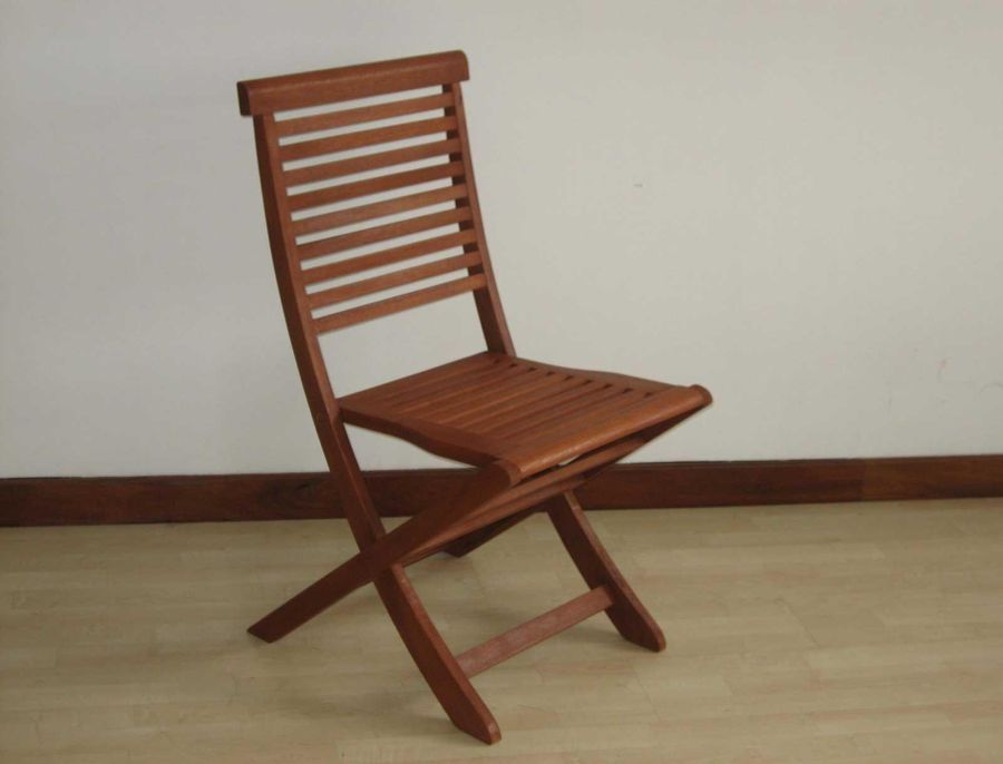 Image of: costco folding chairs made of wooden