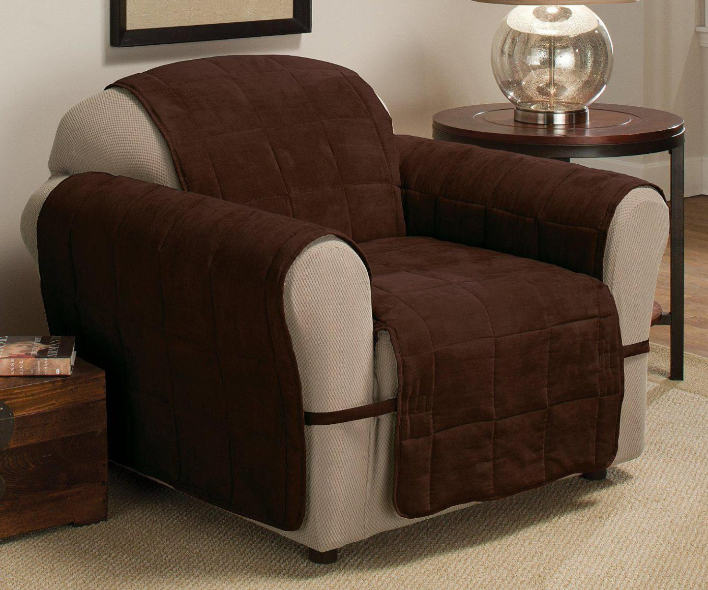 Image of: Couch Protector For Sectionals