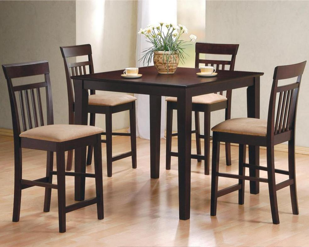 Image of: Counter Height Dining Sets