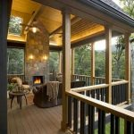 Covered Deck Designs Plans