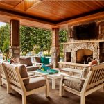 beautiful covered patio ideas for small backyard