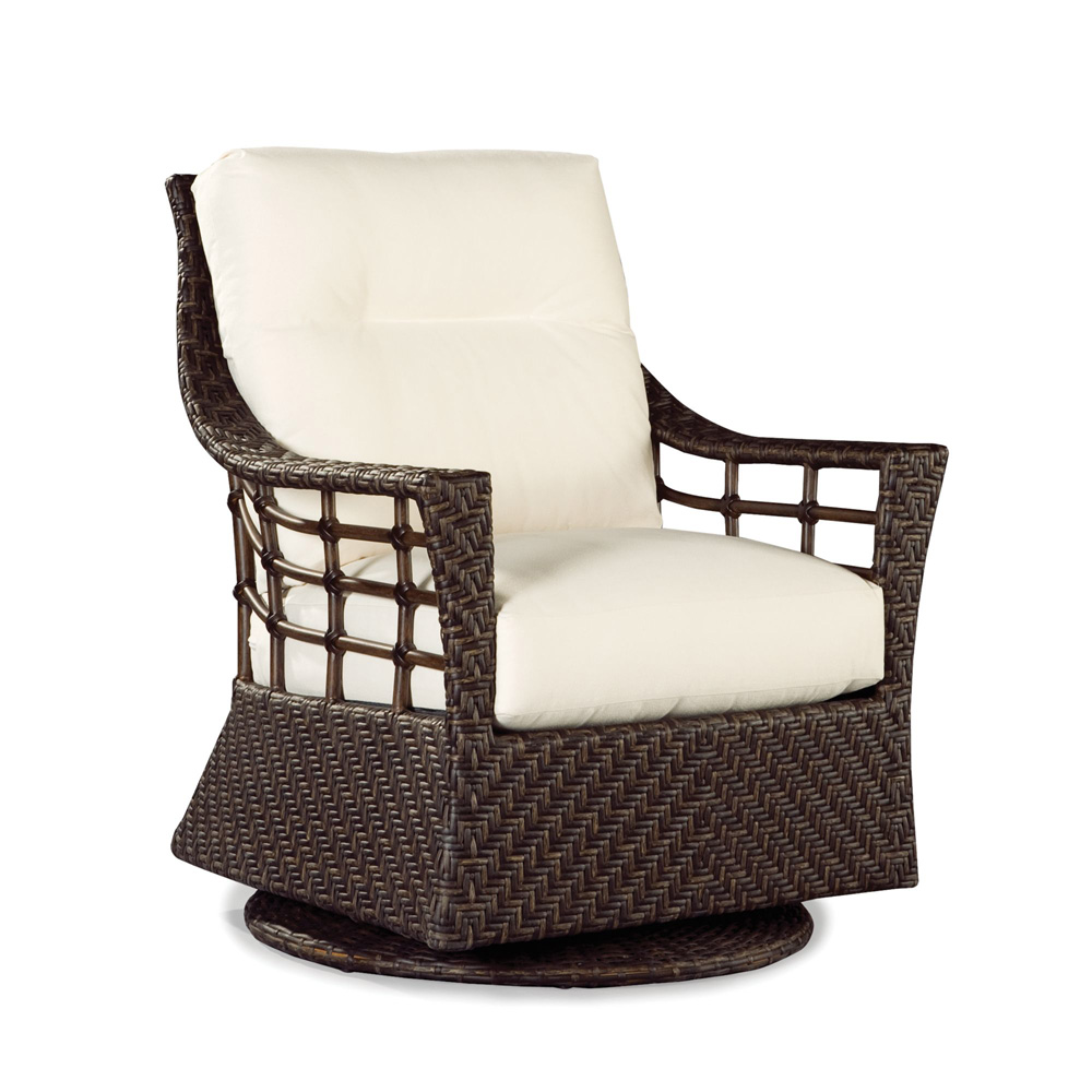Image of: creating swivel glider chair
