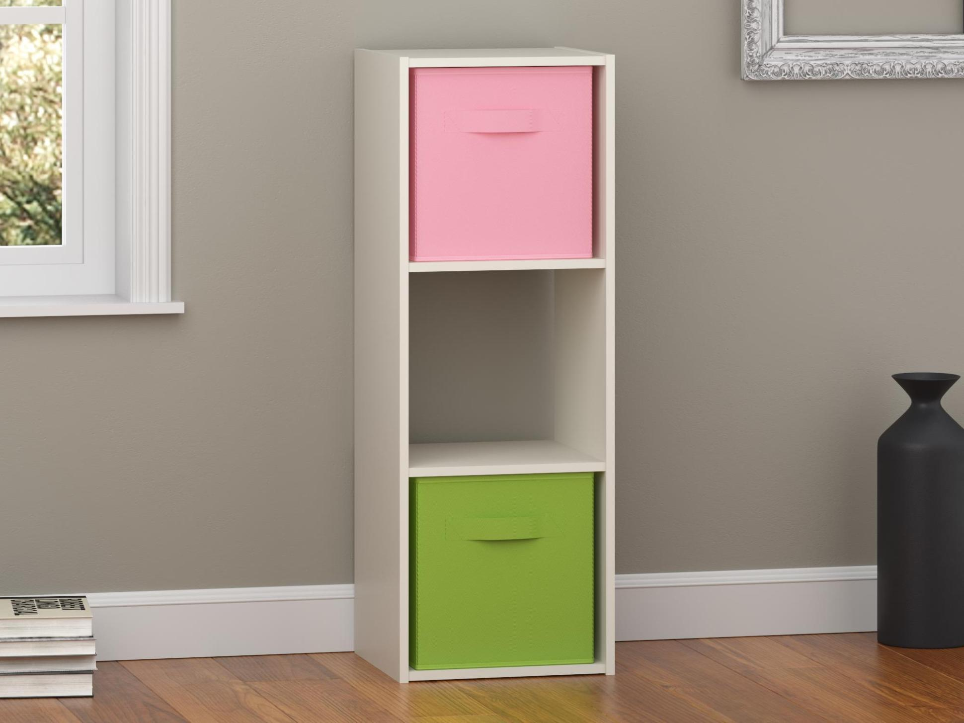 Image of: Cube Shelving Furniture