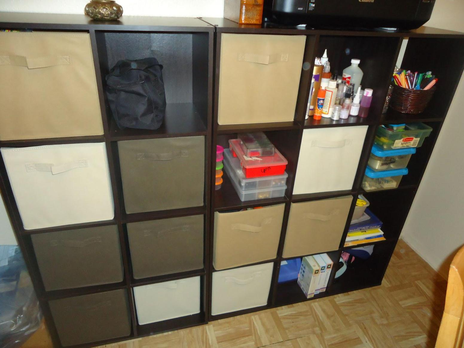 Image of: Cube Shelving Images