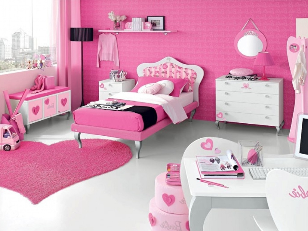 Image of: Cute Bedroom Ideas With Lights