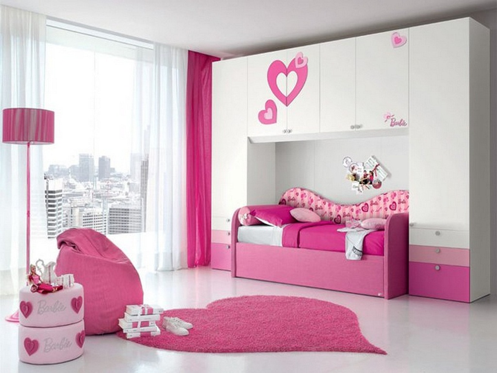 Image of: Cute Bedroom Sets For Teenage Girl