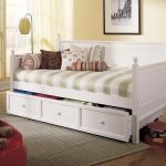 daybeds with trundle with storage